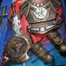 ridderset met extra zwaard